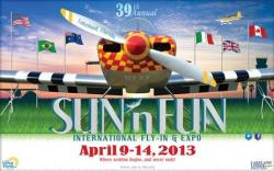 Come fly with us at Sun 'n Fun 2013!